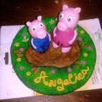 Topper Peppa pig e Topper gel unghie