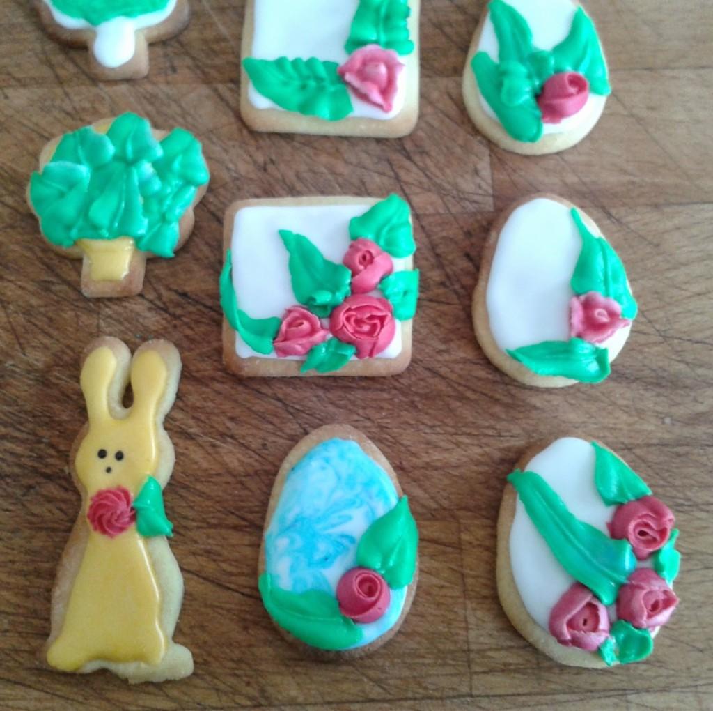 Cookies Art, Cookies Step, Pies Cookies, Cookies Pies, Cookies Decor, Decor Cookies, Cookies Tutorials, Decor Cherries, Cherries Pies