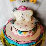 torta nuvola olga