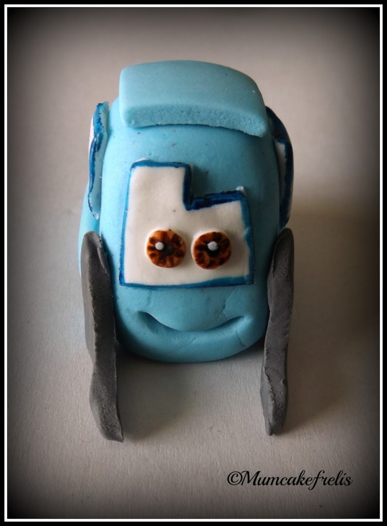 Guido Cake Topper For Birthday