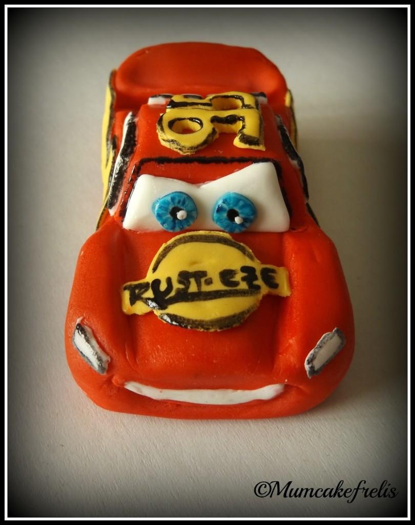 DISNEY CARS Cake Topper