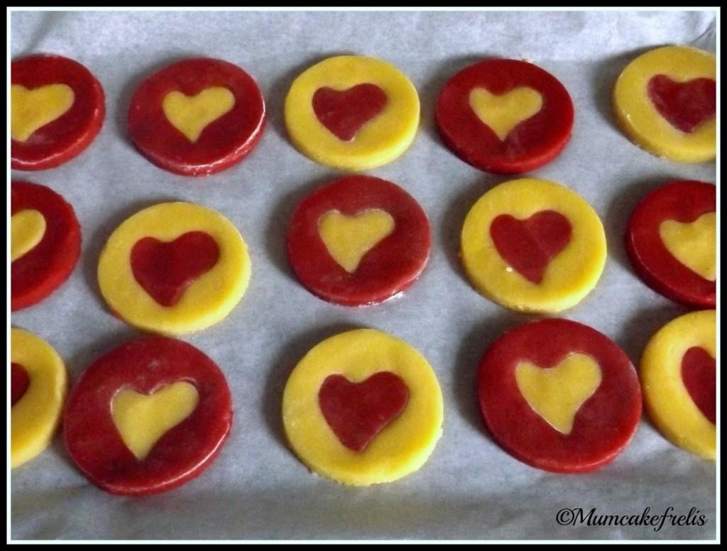 Biscotti di San Valentino tutorial