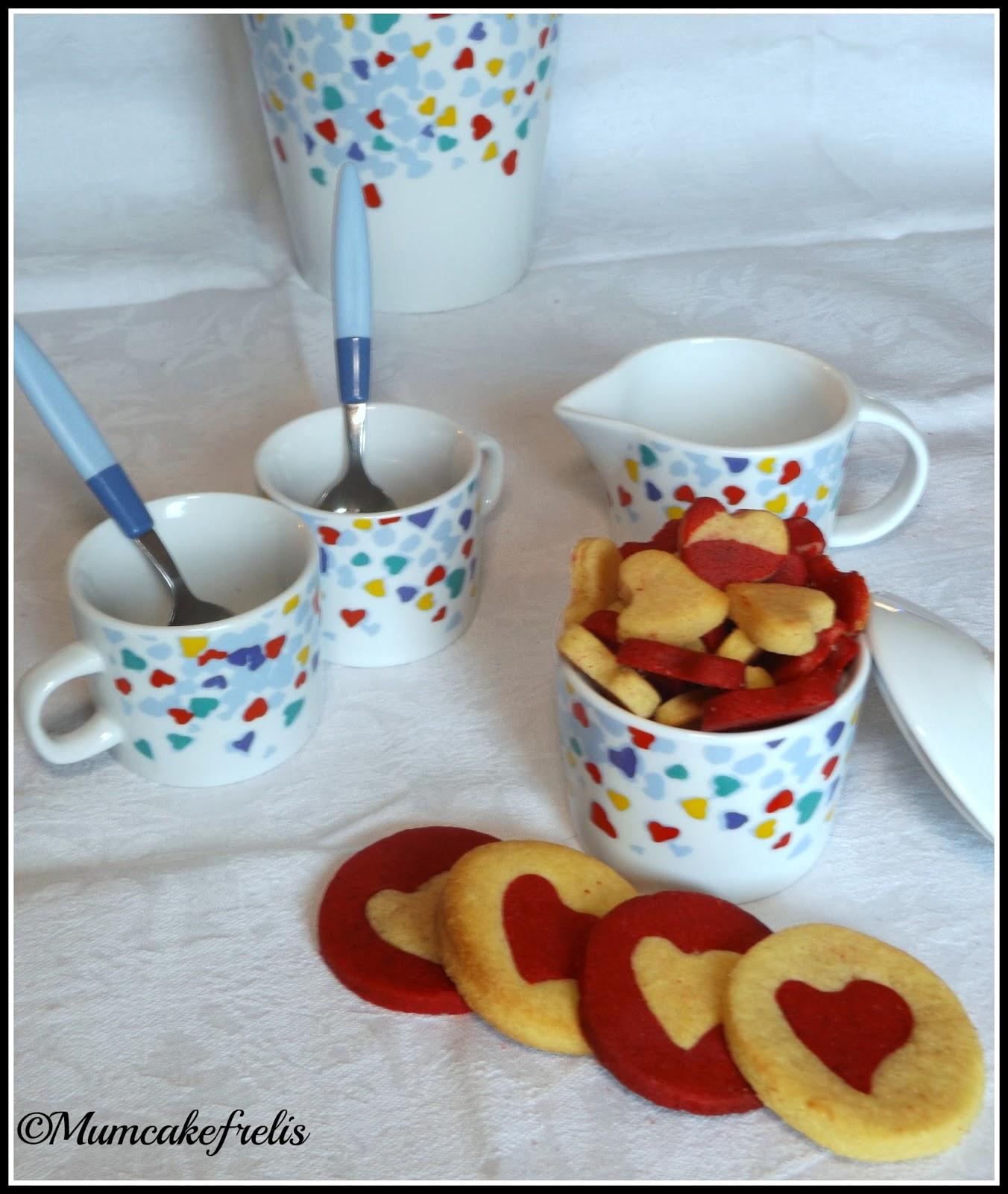 biscotti per S.Valentino