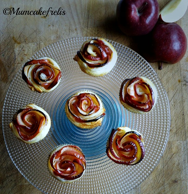 roselline di mela
