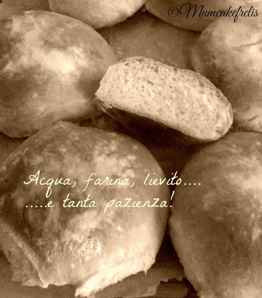 pane fatto in casa morbidissimo (ricetta salata) Come fare il pane in casa tutorial