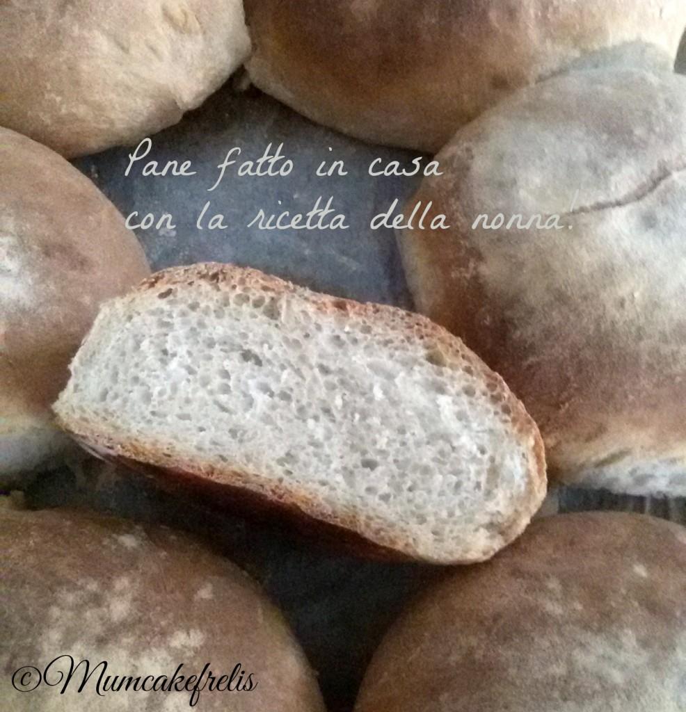 pane fatto in casa morbidissimo (ricetta salata) Come fare il pane in casa tutorial FATTO IN CASA PASSO PASSO
