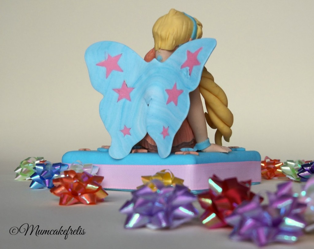 Cake topper Stella Winx