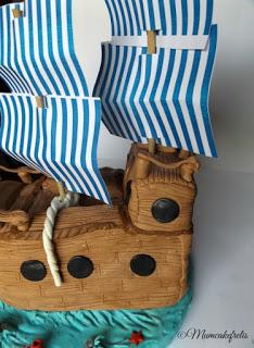 pirate ship cake tutorial,Tutorial torta nave pirata, 3-d ship cake tutorial, pirate ship cakes birthday cake, Cruise Ships, Boat Cake and Cake Structure, Birthday Parties, Making Of pirate ship cake.