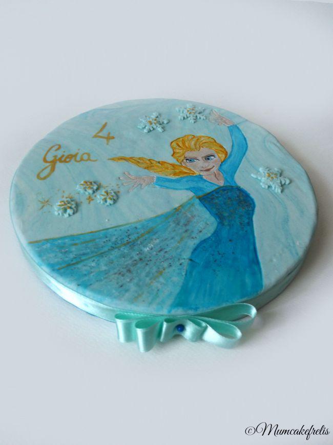 Frozen Parties, Cakes Ideas, Fondant Figure, Parties Ideas, Frozen Cakes Toppers Tutorials, Queen Elsa, Elsa Frozen Fondant Tutorials, Elsa Toppers, Elsa