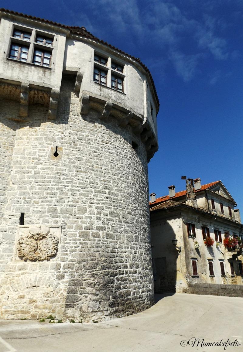Pisino baluardo castello