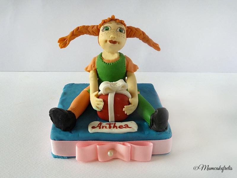 cake topper Pippi calzelunghe (2)