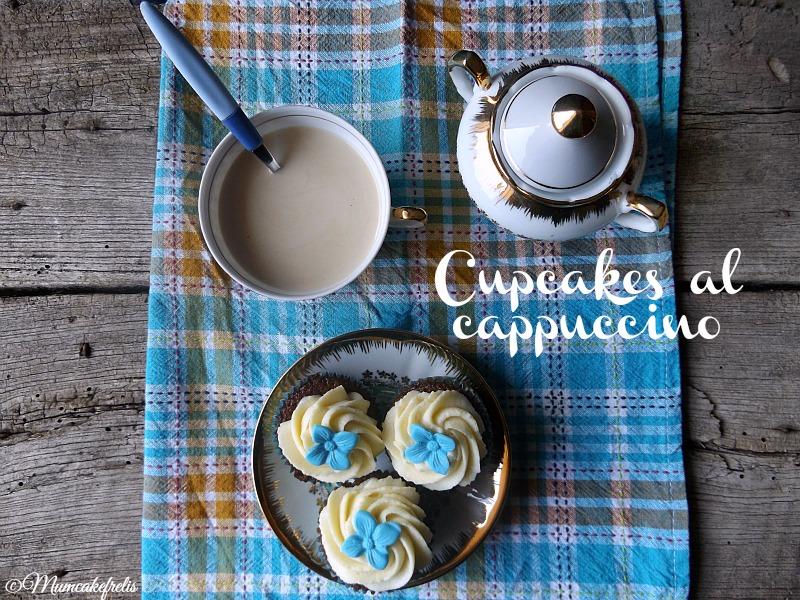 ricetta cupcakes al cappuccino