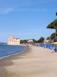 Torre Mozza spiaggia
