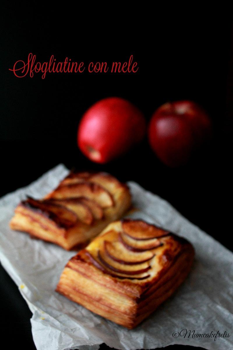 Sfogliatine con le mele