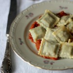 Ravioli ricetta di casa