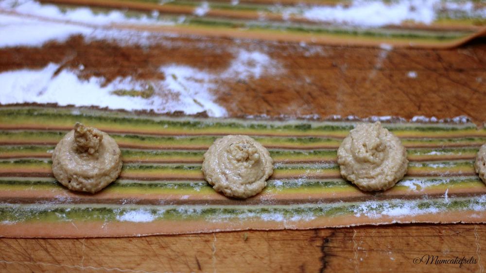 Farcitura dei ravioli
