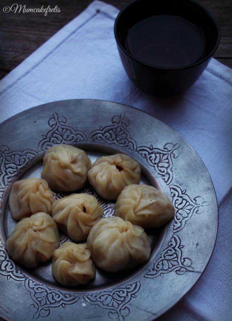 Jiaozi ravioli cinesi