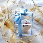 macaron natalizio regalo