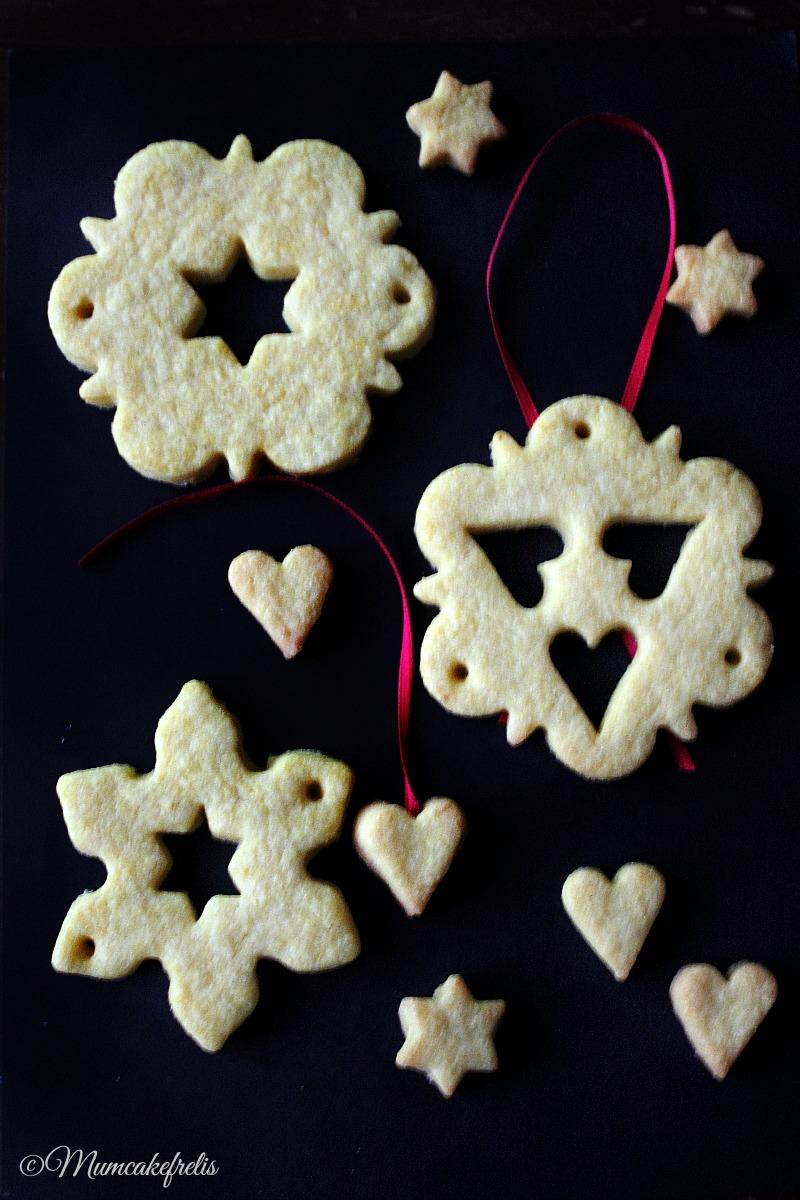 ghirlande di biscotti