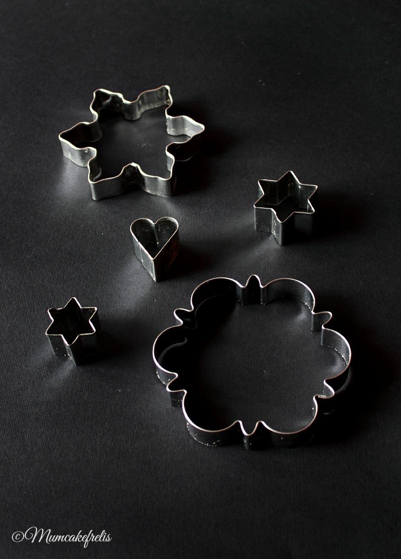 Coppapasta per biscotti