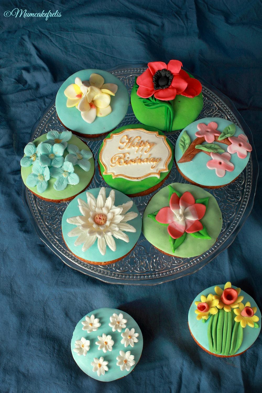 Cupcakes per compleanno