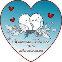 handmade Valentine 2016