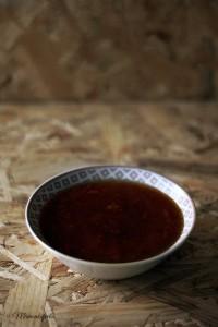 salsa al miele di eucalipto