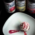 Cupcakes con sciroppo Fabbri