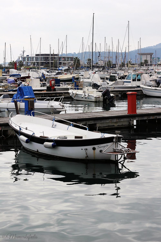 Molo Mirabello La Spezia