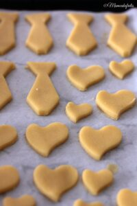 Ricette Festa del papà: i biscotti