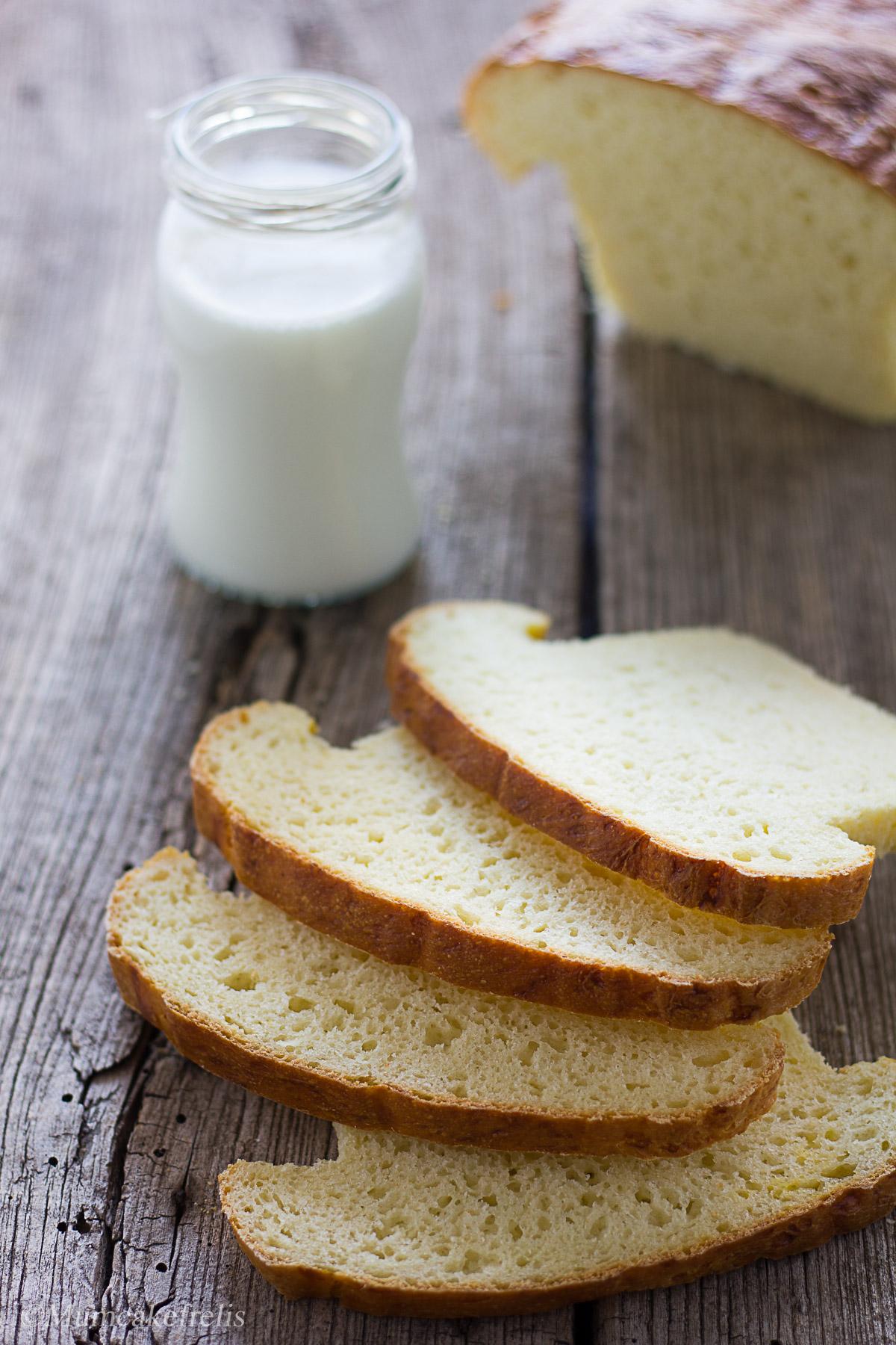 Hokkaido Milk Loaf