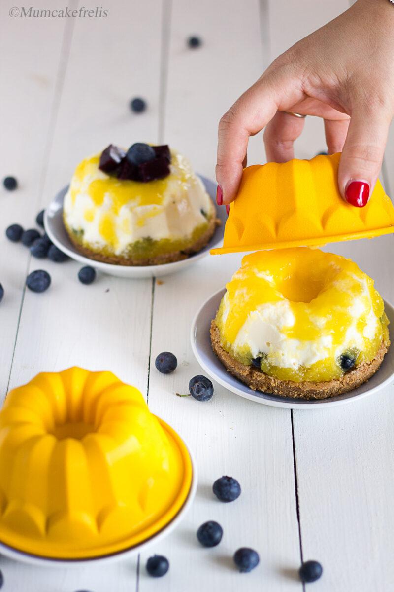 cheesecake mango no bake
