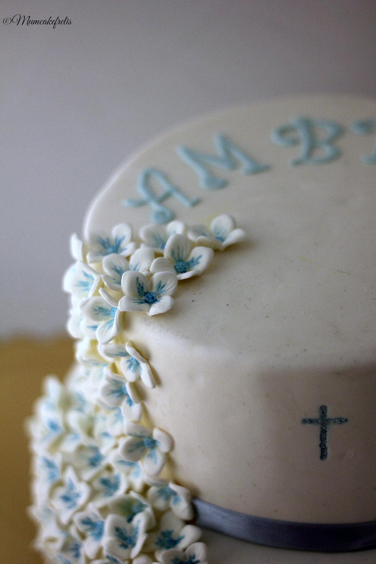 torta per comunione