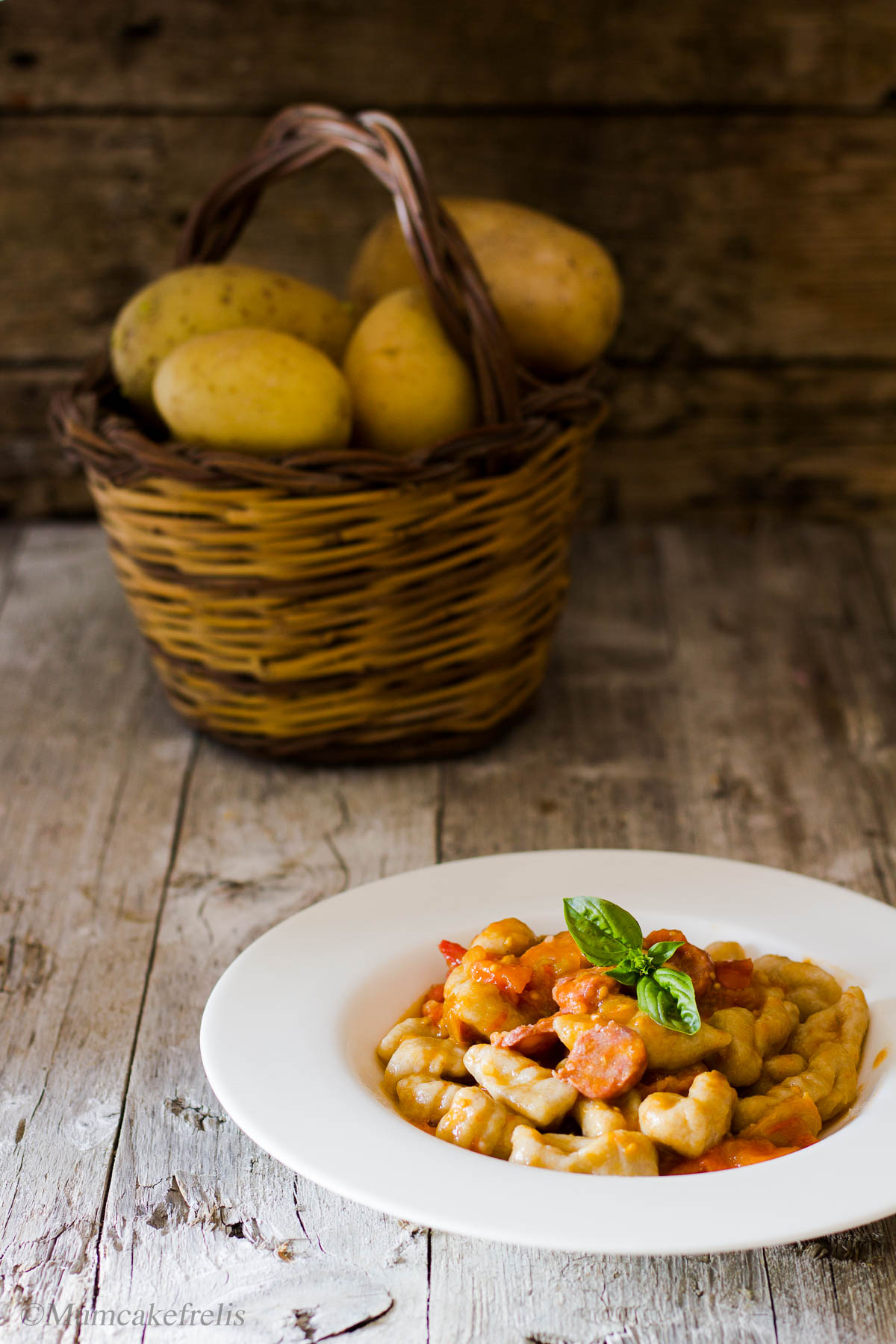 ricetta gnocchi di lenticchie e patate