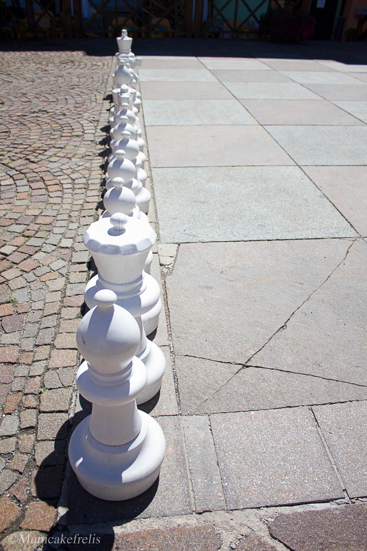 Serrada scacchi