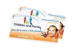 children e family fiera di Vicenza