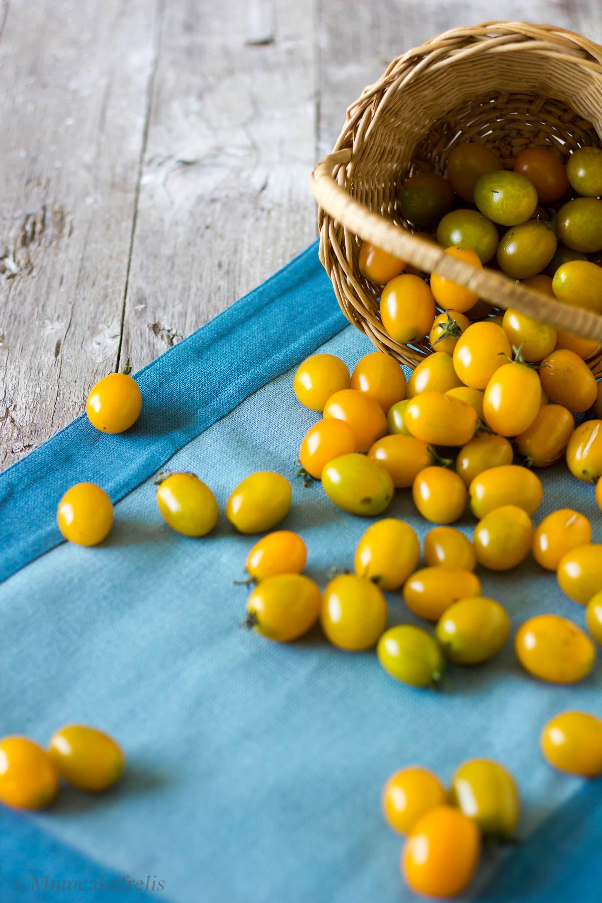 datterino giallo sapore