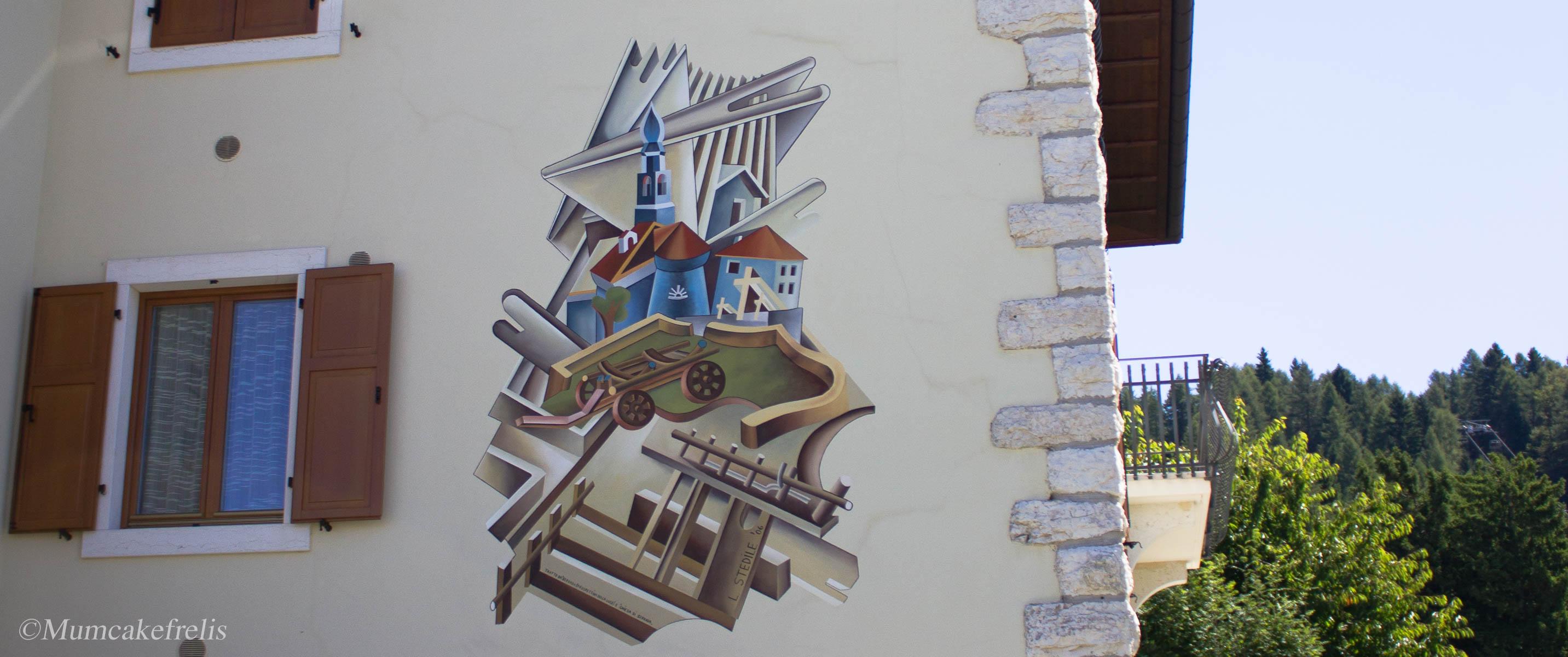 Serrada futurista