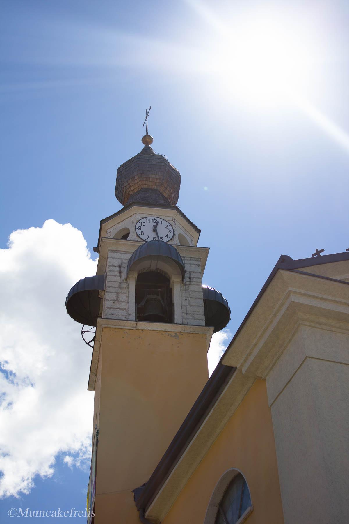 serrada campanile