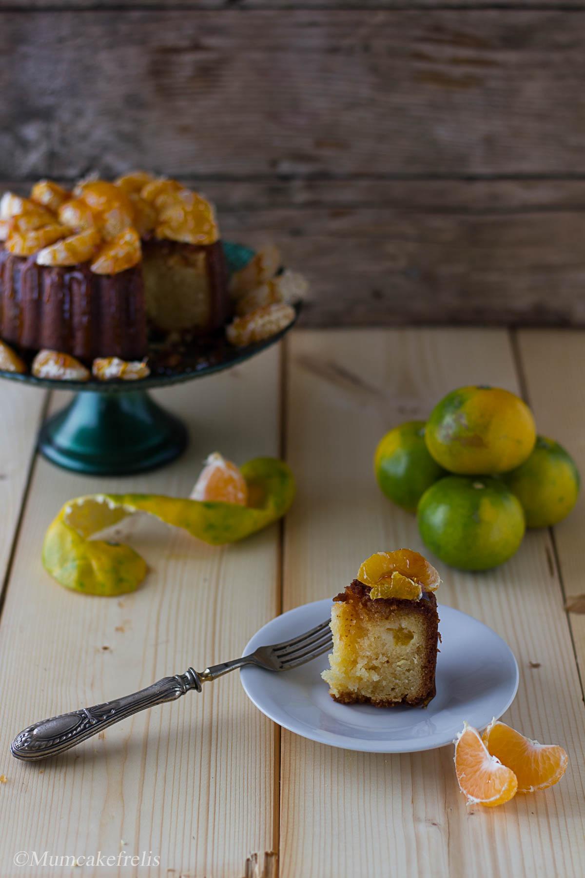 torta di mandarini ricetta