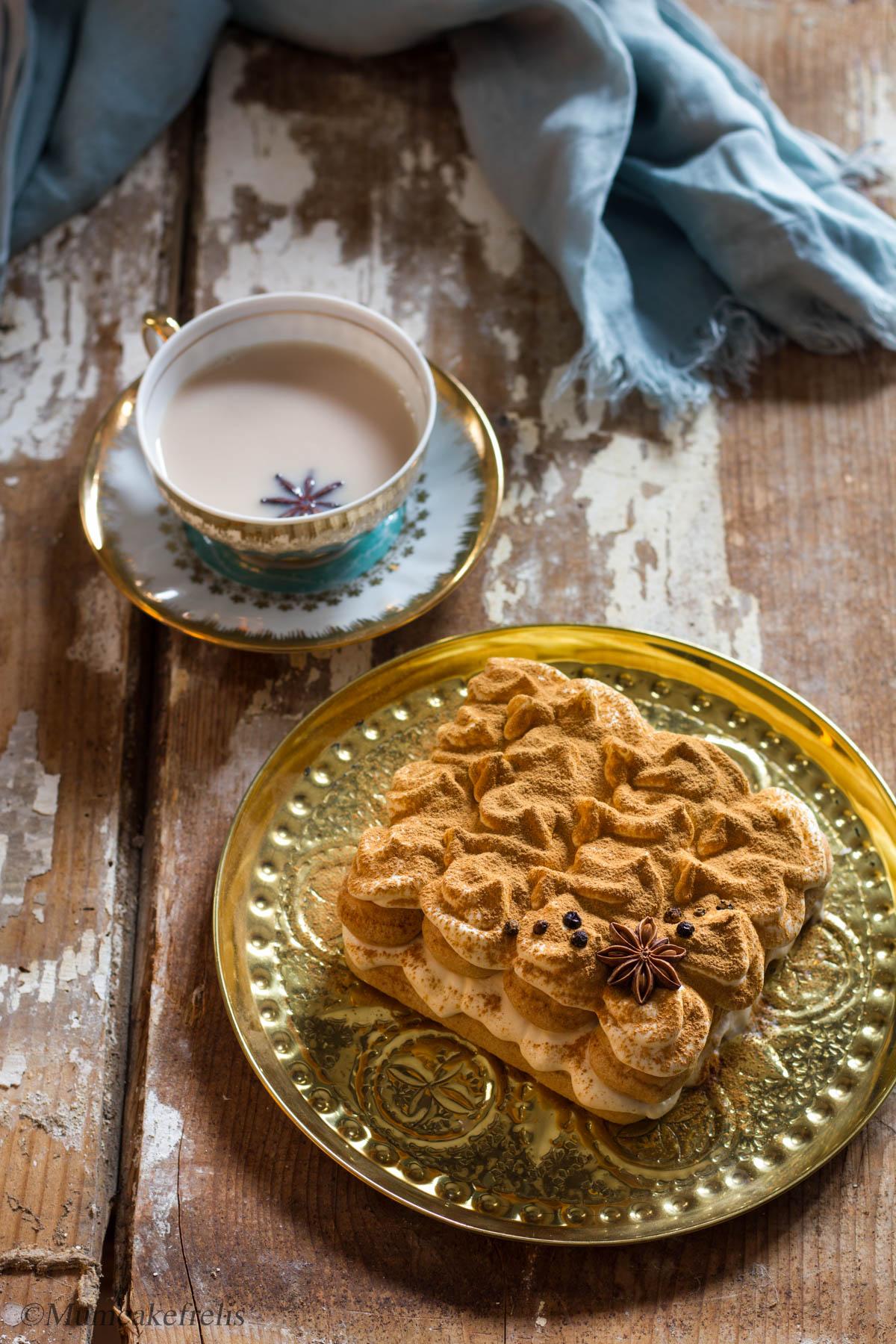 masala chai Tiramisu Recipes