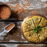 lenticchie rosse in padella