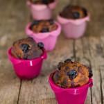 muffin uva fragola