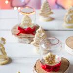 mini cookie snowglobe