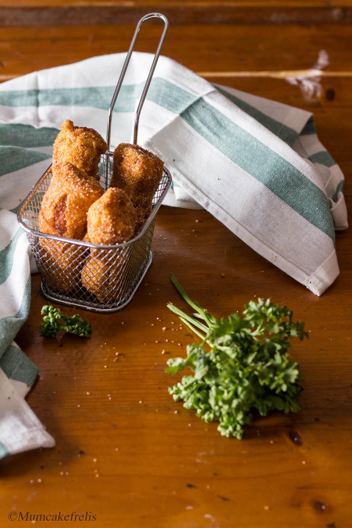 crocchette patate veloci