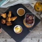 Il pollo fritto, la birra e il bergamotto