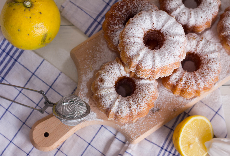 ricette dolci con bergamotto