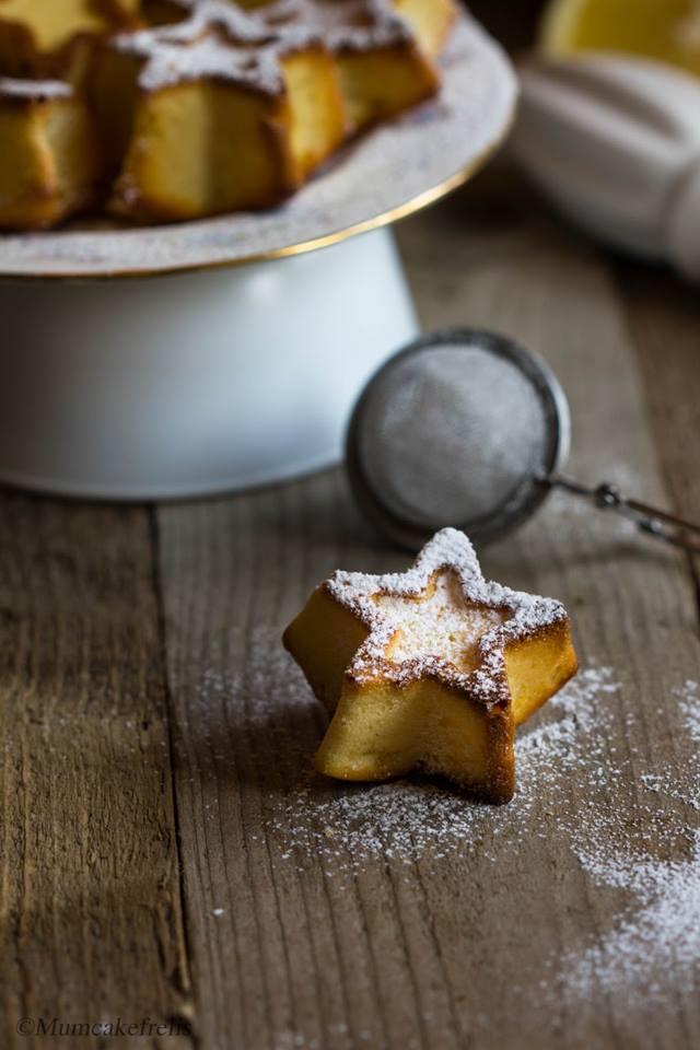 cake al bergamotto