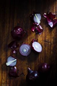 cipolle per fegato alla veneziana