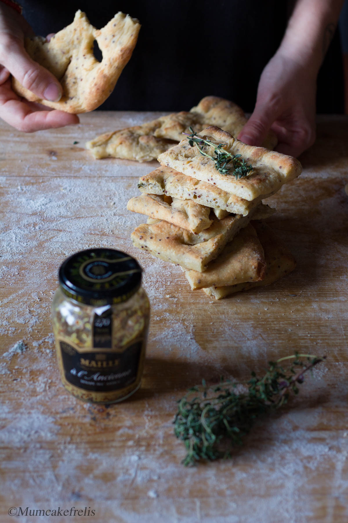 fougasse bread history